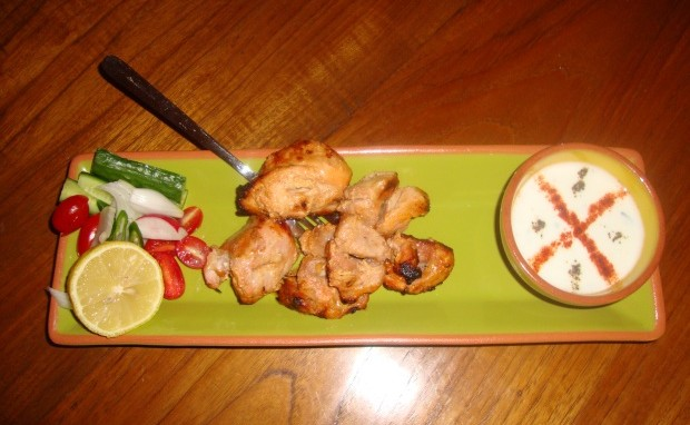 Grilled Tandoori Chicken to Die for!