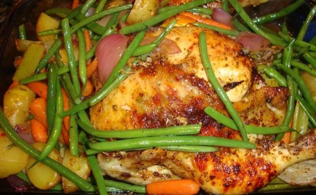 My Roast Chicken Recipe