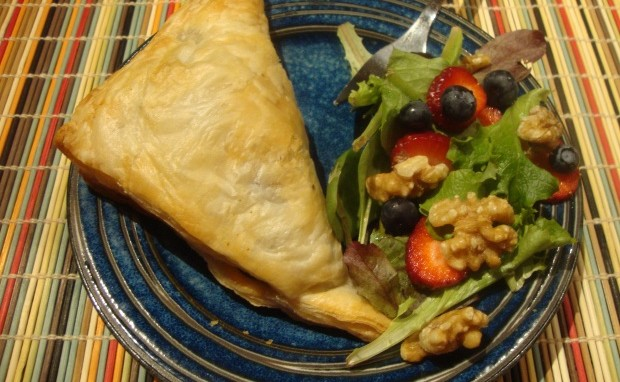 Mexican Beef Turnover