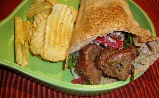 Rosemary Lamb Kababs