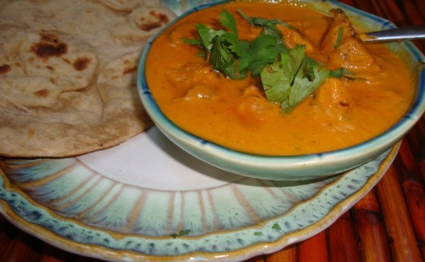 Easy Butter-Chicken