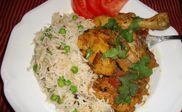 Basic Indian Chicken Curry/Mughlai Chicken