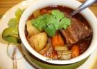 Beef Short Ribs Stew