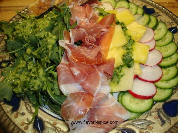 prosciutto-pineapple-salad-8