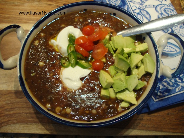 blackbean soup-16