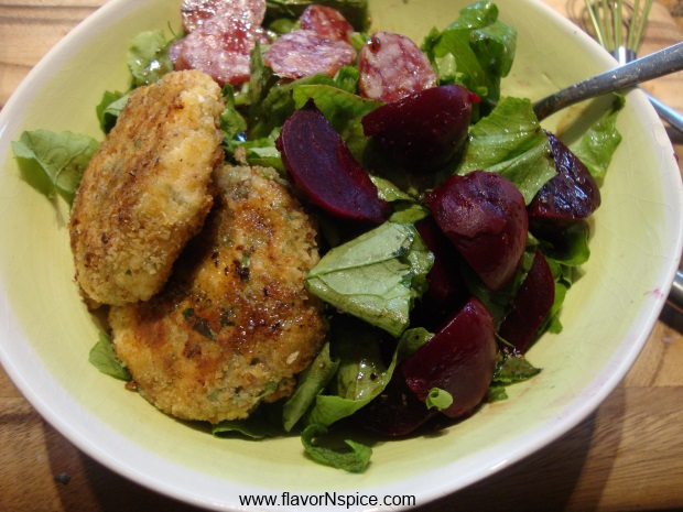 beet, salami, chevre salad-12