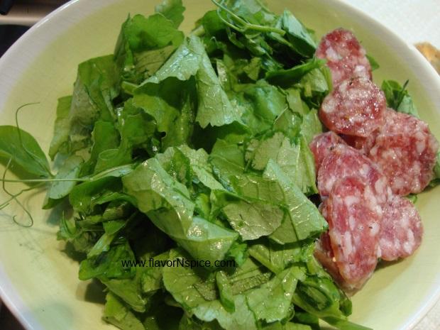 beet, salami, chevre salad-9