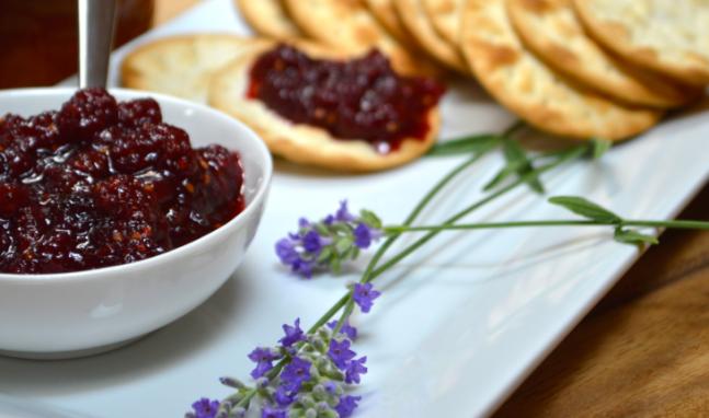Mulberry Lemon Jam