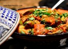 Chicken Kefta/Meatball Tagine