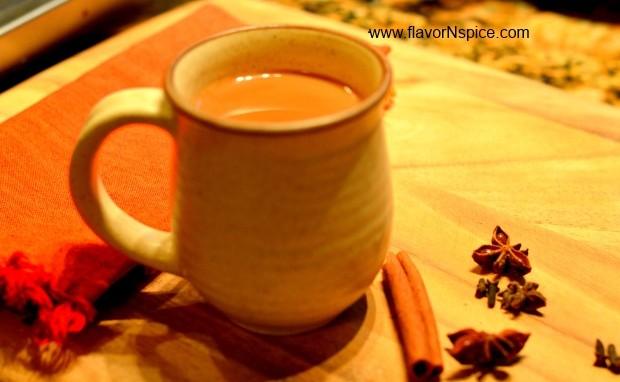 Spiced-Chai