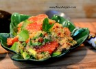 Grapefruit, Avocado and Quinoa Salad