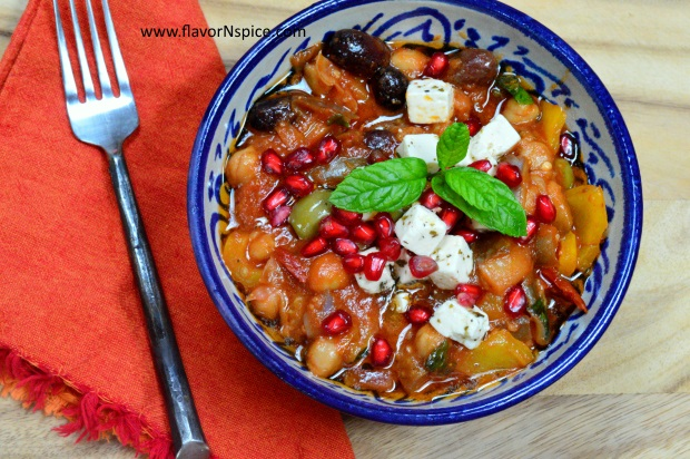 eggplant and chickpeas-stew-13