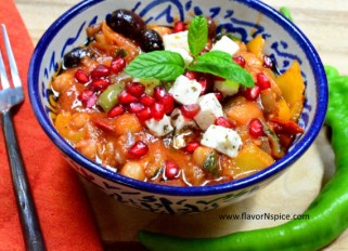 eggplant and chickpeas-stew-14