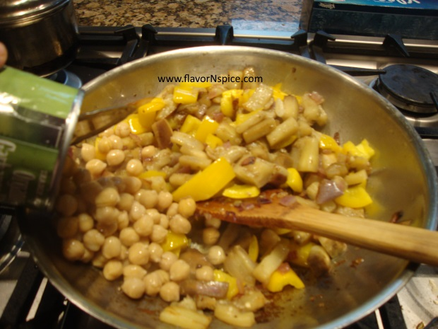 eggplant and chickpeas-stew-6
