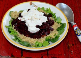 beet salad with figs and feta-10