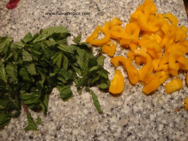 Edamame, Beets and Pomegranate Salad-6